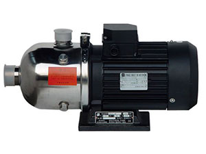 CHL Horizontal Stainless Steel Multistage Pumps