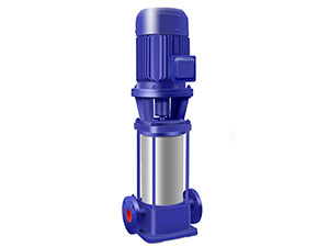 GDL Vertical Multistage Centrifugal Pump