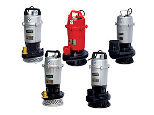 QW/WQ Submersible Sewage Pump