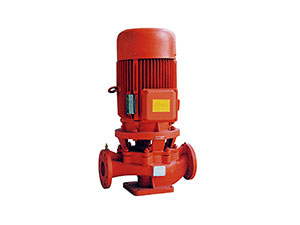 XBD-L Type Vertical Single-Stage Single-Suction Fire Pump