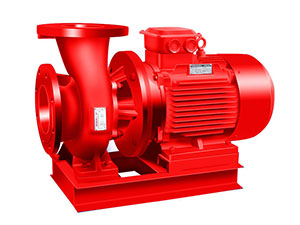 XBD-W Type Horizontal Single-Stage Single-Suction Fire Pump