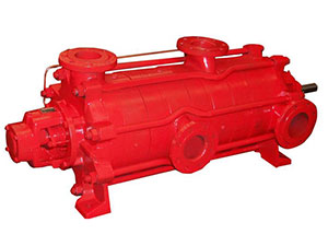 XBD-TSWA Horizontal multistage fire pump